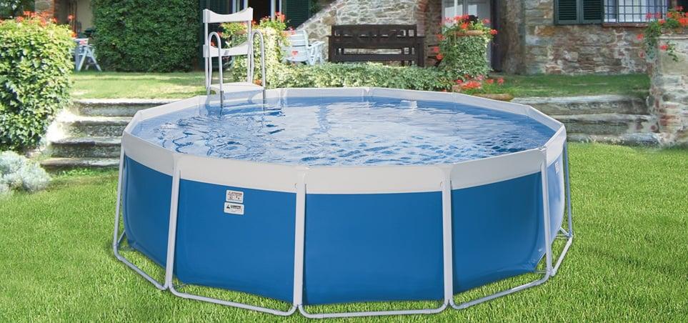 piscine in pvc