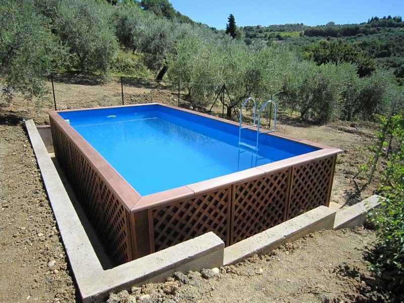 Piscine laghetto dolcevita franzoni piscine brescia for Accessori laghetto