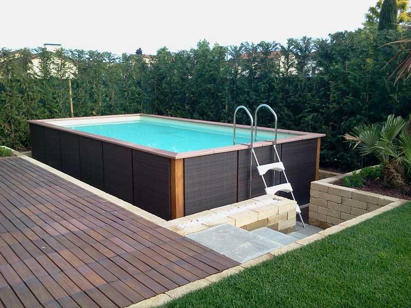 Piscine laghetto dolcevita franzoni piscine brescia - Piscine laghetto ...