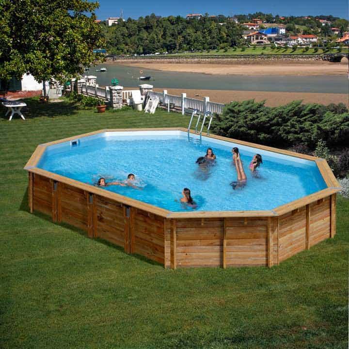 Piscine gre piscine fuori terra smontabili franzoni - Piscine smontabili ...