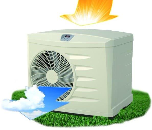 pompa di calore zodiac